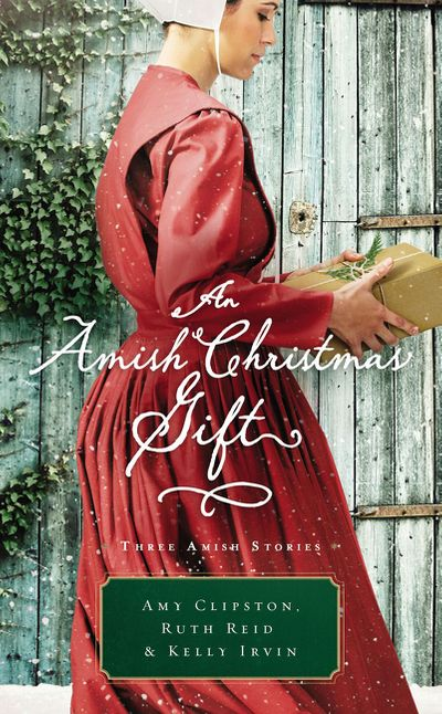 An Amish Christmas Gift [3-Books-In-1]