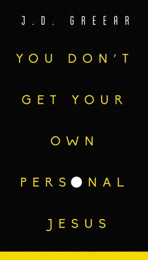 Cover image - You Don't Get Your Own Personal Jesus