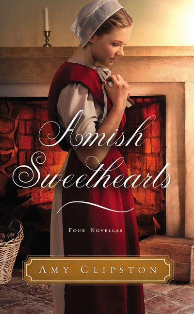 Amish Sweethearts [4 Books In 1]