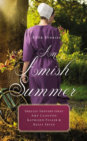Amish Summer: Four Stories Paperback  by Shelley Shepard Gray