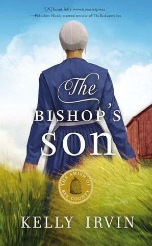 Bishop's Son Paperback  by Kelly Irvin