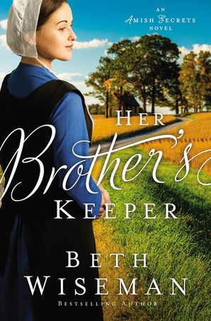 Her Brother's Keeper (An Amish Secrets Novel) Paperback  by No Author