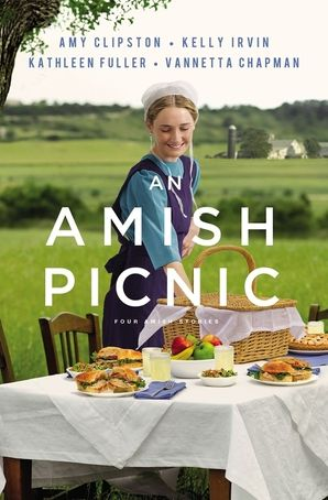 Amish Picnic: Four Stories Paperback  by Amy Clipston