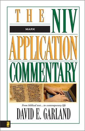 Niv Application Commentary Mark