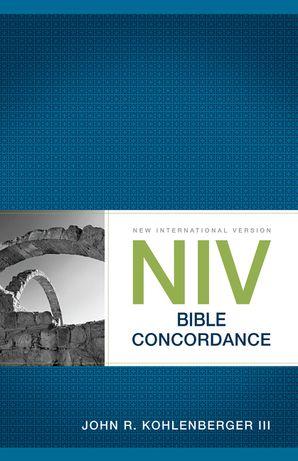 Niv Compact Bible Concordance
