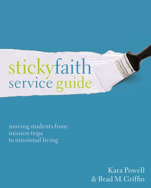 Sticky Faith Service Guide Paperback  by