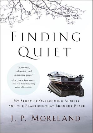 Finding Quiet: My Story of Overcoming Anxiety and the Practices that Brought Peace Paperback  by