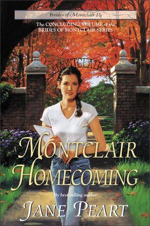 Montclair Homecoming (Brides of Montclair)