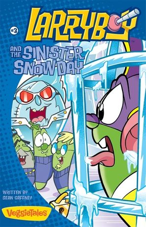 Larryboy And The Sinister Snow Day