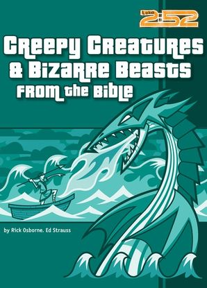 Creepy Creatures and Bizarre Beasts from the Bible (0)