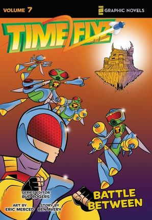 Battle Between (Z Graphic Novels / TimeFlyz)