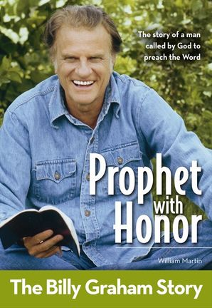 Prophet With Honor Kids Edition The Billy Graham Story (ZonderKidz Biography)