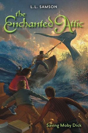 Saving Moby Dick (Enchanted Attic, The)
