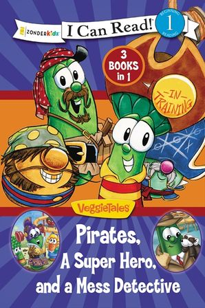Veggie Tales: Pirates, Mess Detectives, and a Superhero