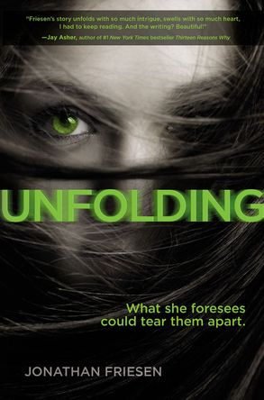 Cover image - Unfolding