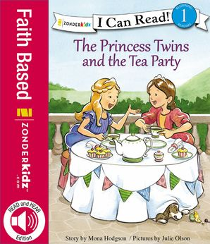 Princess Twins and the Tea Party