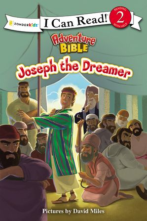 JOSEPH THE DREAMER SC I CAN READ