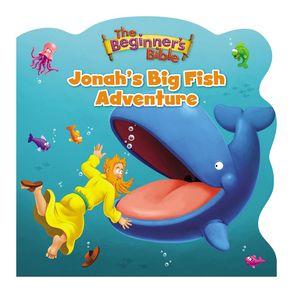 Cover image - Jonah's Big Fish Adventure