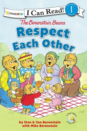Berenstain Bears Respect Each Other Paperback  by 474