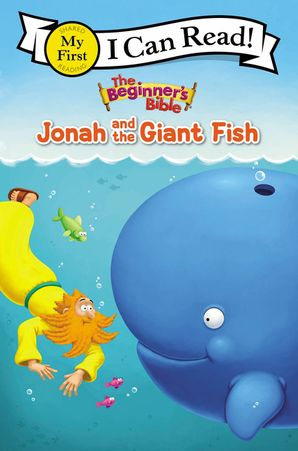 Beginner's Bible Jonah and the Giant Fish Paperback  by No Author