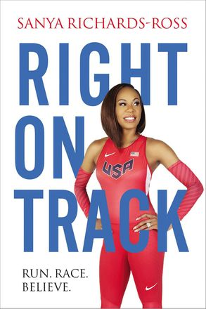 Cover image - Right On Track: Run, Race, Believe