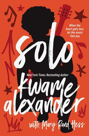 Solo Paperback  by Kwame Alexander
