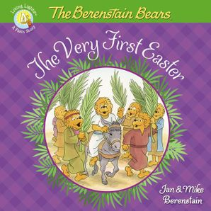 Berenstain Bears The Very First Easter (Berenstain Bears/Living Lights) Paperback  by 473