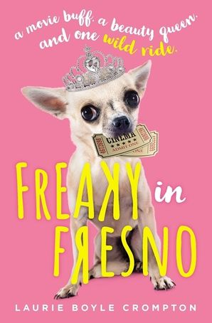 Freaky in Fresno Hardcover  by