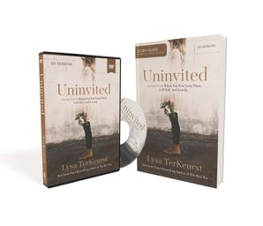 Uninvited Study Guide with DVD   by Lysa Terkeurst