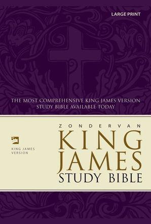 ZOND KJV STDY BIB LP