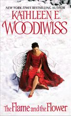 The Flame and the Flower Paperback  by Kathleen E. Woodiwiss