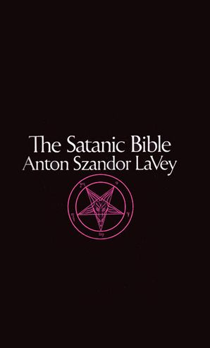 Satanic Bible Paperback  by