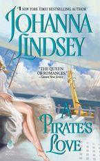 A Pirate's Love Paperback  by Johanna Lindsey