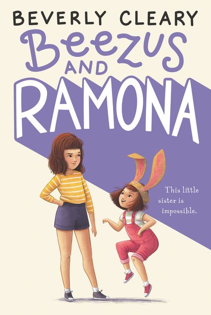 Beezus and Ramona - Beverly Cleary - Paperback