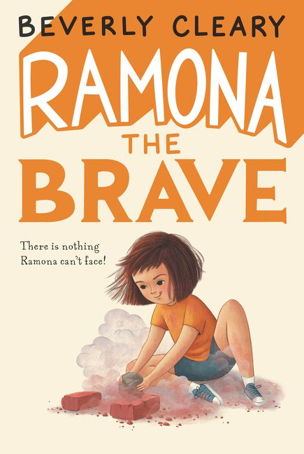 Ramona the Brave - Beverly Cleary - Paperback