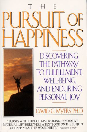 Pursuit of Happiness book image
