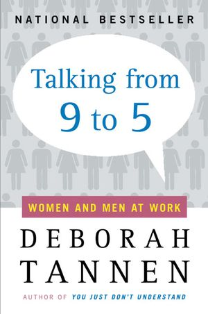 Talking from 9 to 5 book image