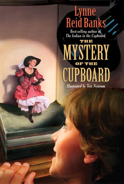 The mystery of the cupboard lynne reid banks paperback read a sample enlarge book cover fandeluxe Images