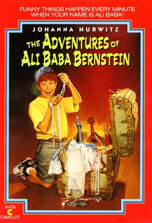 The Adventures of Ali Baba Bernstein book image