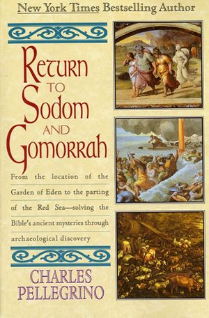 Return to Sodom & Gomorr book image