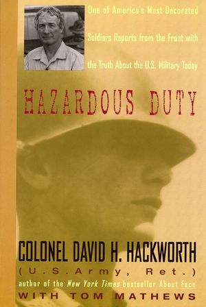 Hazardous Duty book image