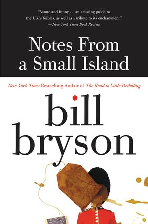 Notes from a Small Island book image
