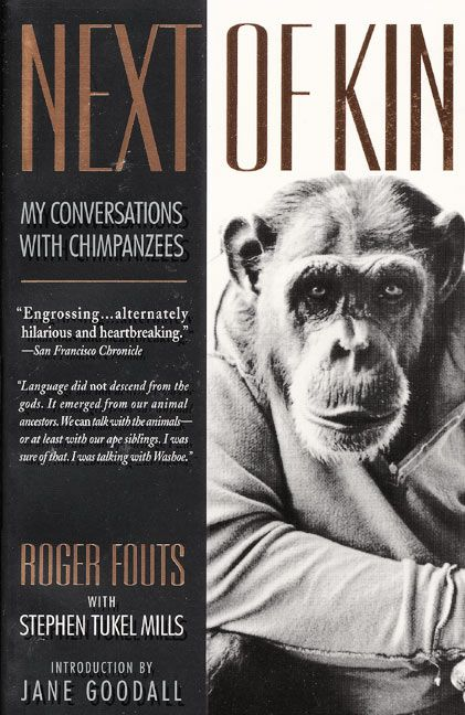 Next of Kin - Roger Fouts - Paperback