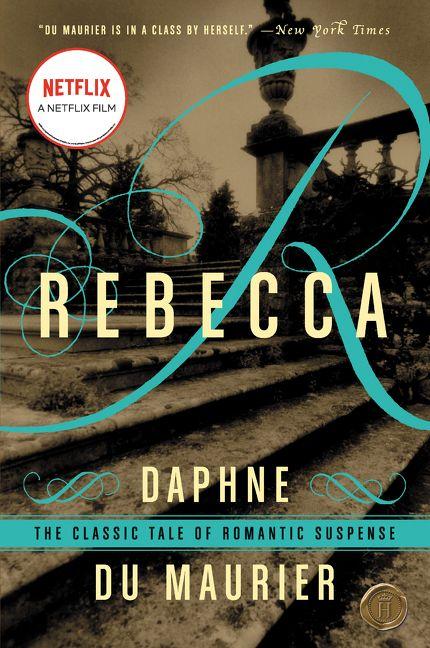 Rebecca daphne du maurier paperback read a sample enlarge book cover fandeluxe Images