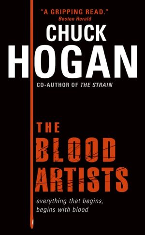 The Blood Artists book image