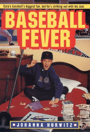 Baseball Fever book image