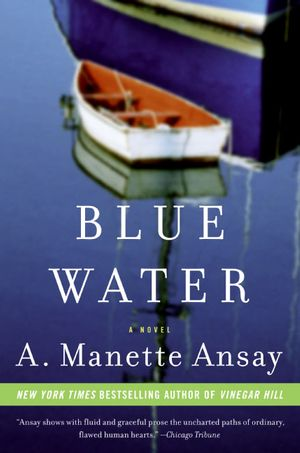 Blue Water book image