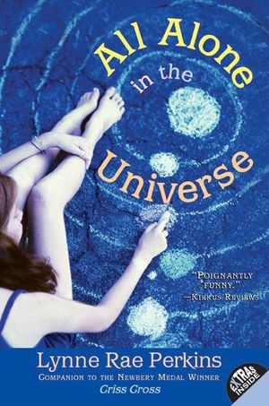 All Alone in the Universe book image
