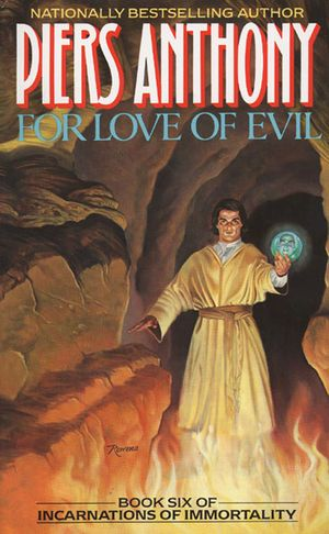 For Love of Evil book image