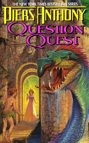Xanth 14: Question Quest book image